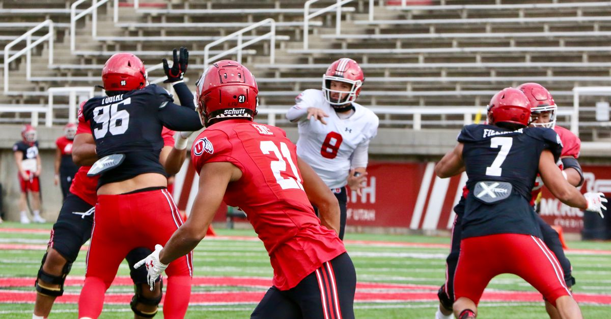 Utah's quarterback competition is 'coming to a head'