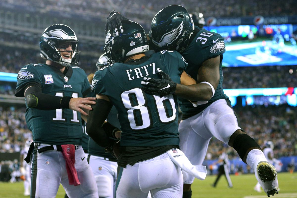 Eagles News: Zach Ertz thinks the 2019 Eagles are more talented than the 2017 Super Bowl team
