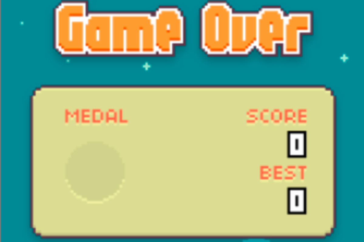 Flappy Bird Code