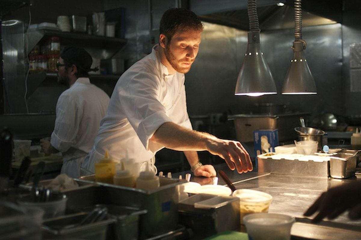 Chef Matthew Rudofker