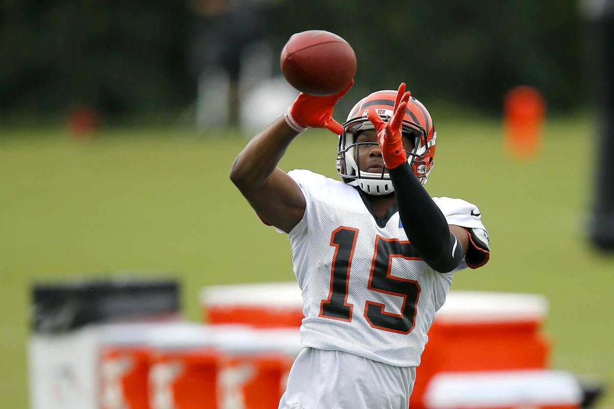 NFL: Cincinnati Bengals-Training Camp