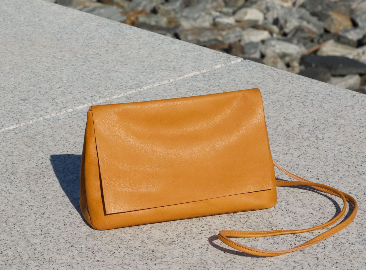 Our Favorite Pine Boon Bags Include The Knotted Crossbody 225 And Convertible Suede Pouch 60