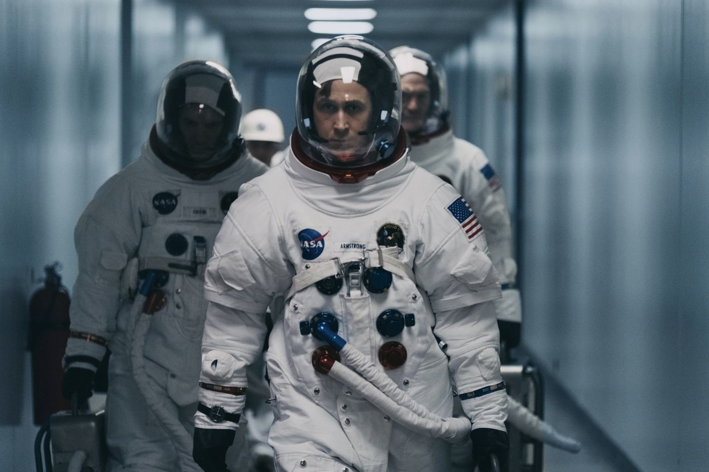 First Man is one of the most intense space movies of all