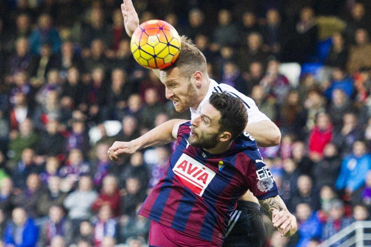 SD Eibar v Valencia CF - La Liga