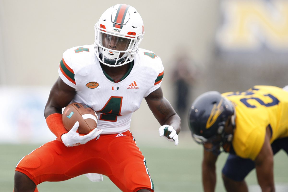 DeeJay Dallas And Jeff Thomas Can Take Miami's Offense To A New Level