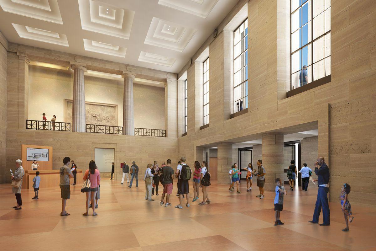 5 Ways The Philadelphia Museum Of Art Will Look Different