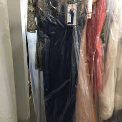 Couture dress, $950