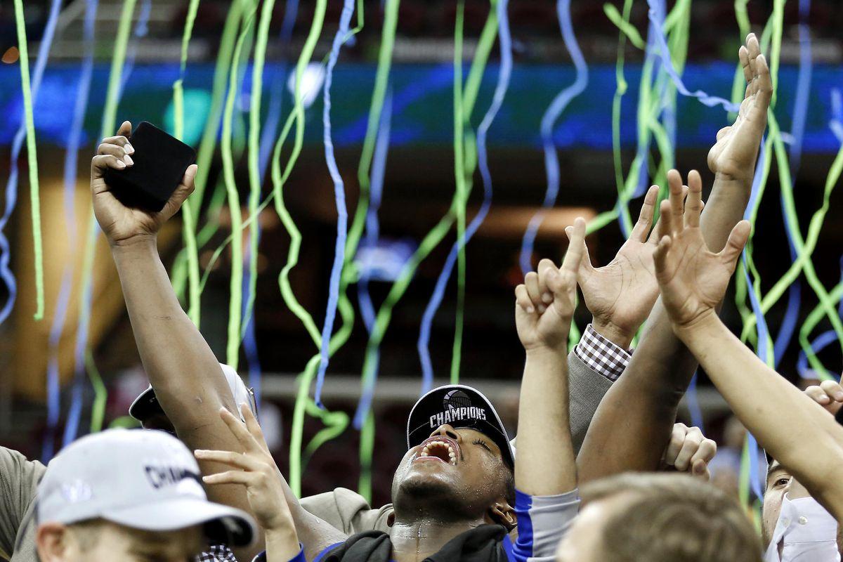 NCAA Basketball: MAC Conference Tournament-Akron vs Buffalo