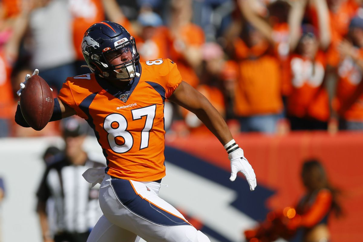 Denver Broncos roster review: Tight end Noah Fant - Mile High Report