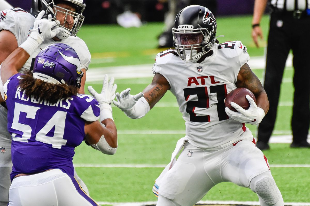Todd Gurley fantasy football start/sit advice: What to do with the Falcons  RB in Week 7 - DraftKings Nation