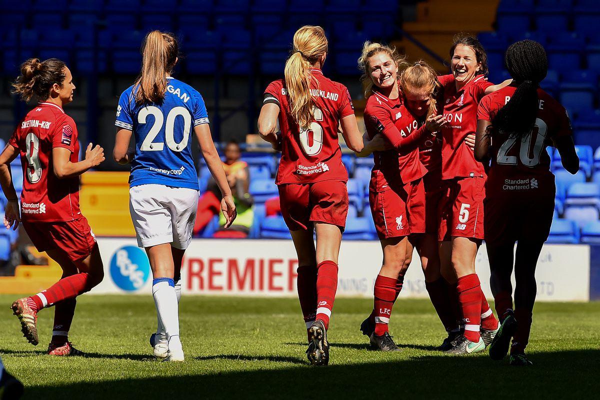 Liverpool Women v Everton Ladies - WSL