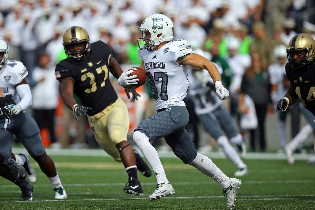 NCAA Football: Eastern Michigan at Army