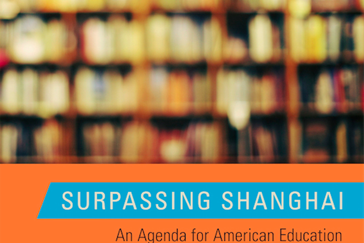 A 2011 book – comparing the U.S. education system with the world's leading education systems – was the basis for a presentation Tuesday to Tennessee lawmakers reviewing proposals on education.