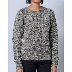 """<b>Etoile Isabel Marant</b> Delta Cable Knit Crewneck Sweater, <a href=""""http://shopbird.com/product.php?productid=27129&cat=683&manufacturerid=&page=1"""">$189</a> (from $480) at Bird"""