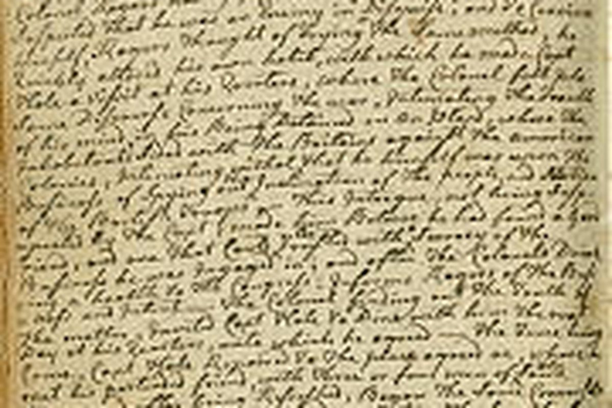 Manuscript given to the Library of Congress may solve a mystery as old as the American Revolution: how British caught and executed patriot Nathan Hale.