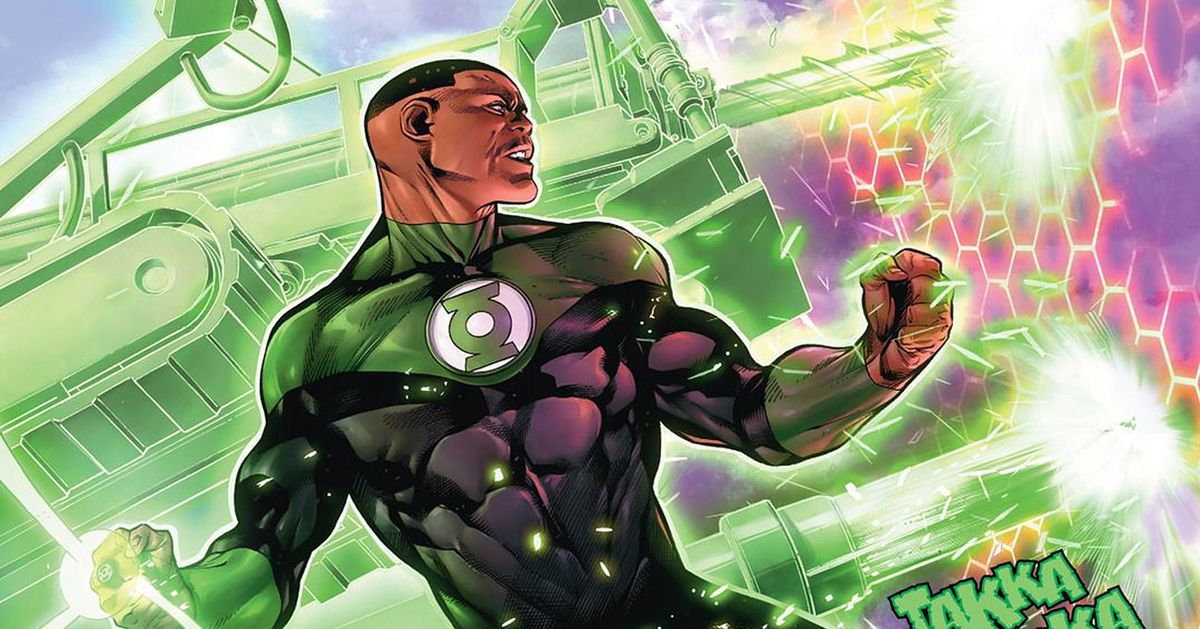 photo image The writer of 12 Years a Slave is making a DC comic about marginalized heroes