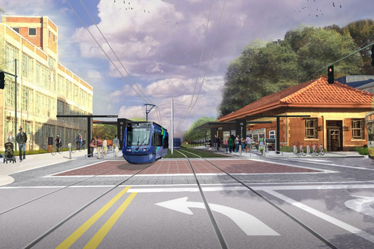 What the future could hold for Memorial Drive.