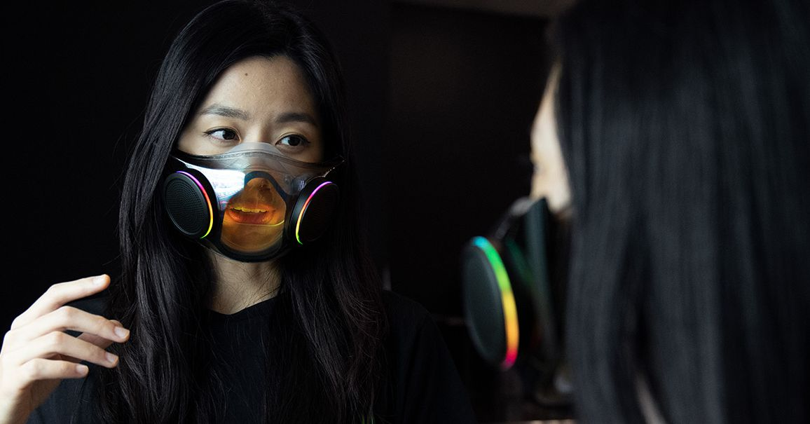 Razer is releasing its Project Hazel mask in limited drops in the fourth quarter of this year