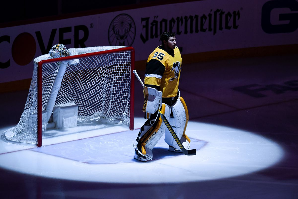 NHL: MAY 24 Stanley Cup Playoffs First Round - Islanders at Penguins