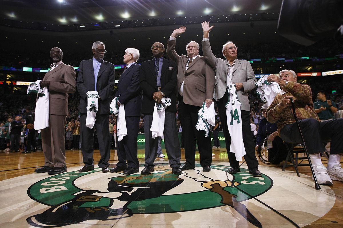 Orlando Magic Vs. Boston Celtics At TD Garden