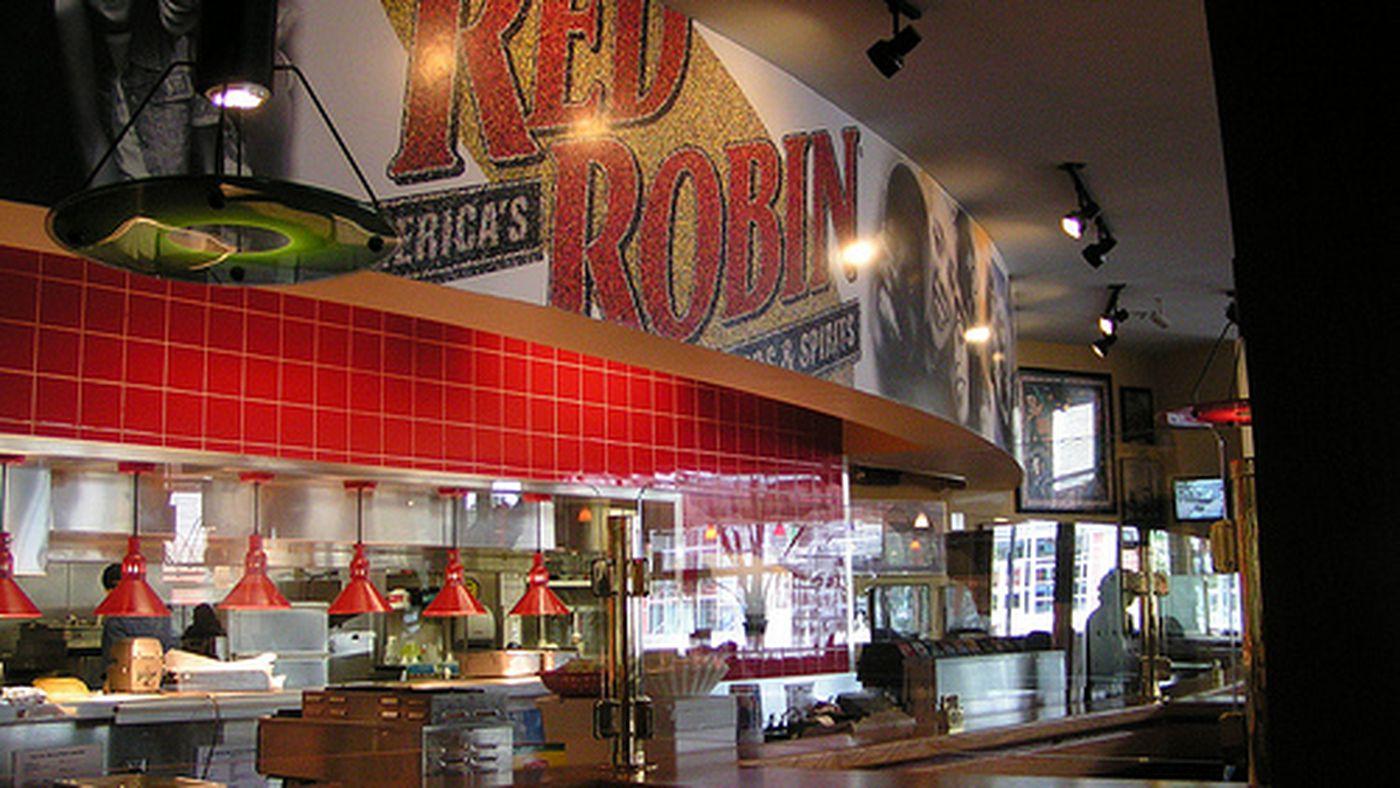 Pink Slime Scandal Screwing Restaurants Says Red Robin Eater