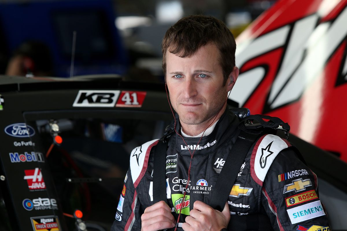 After losing ride, NASCAR's Kasey Kahne looking forward to the future