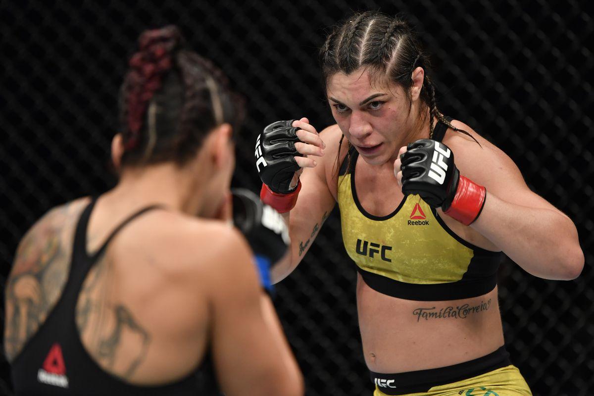 UFC Fight Night: Correia v Kianzad