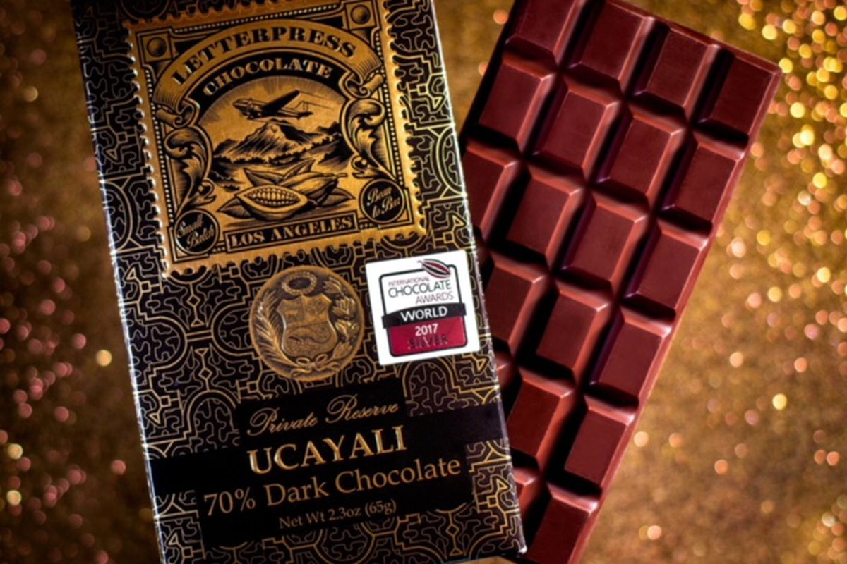 Letterpress Makes Small Batch Chocolate With Well-Sourced Cacao in