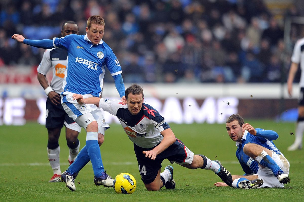 Kevin Davies is the meat in the Jimmy-Jim MaccamacCarthyarthur sandwich.