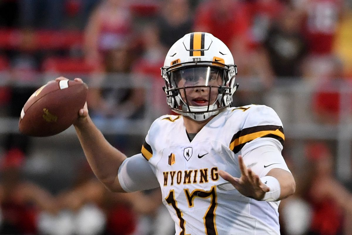 50a5ac9c Photo by Ethan Miller/Getty Images. Through the first four picks of the  Revenge of the Birds 2018 NFL Mock Draft you have ...