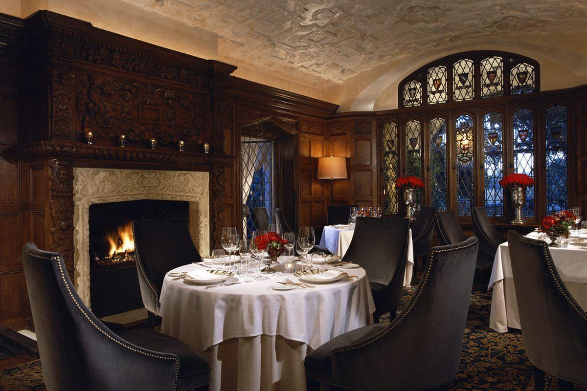 The Mansion Dallas Restaurant Week Menu