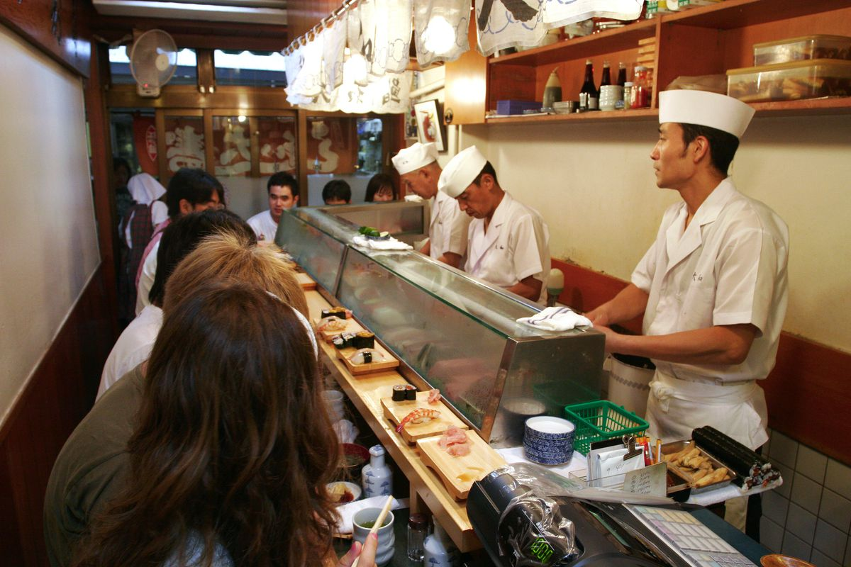 The Same Is True During Obon Holidays Around Mid August When Restaurants Generally Close For Up To A Week