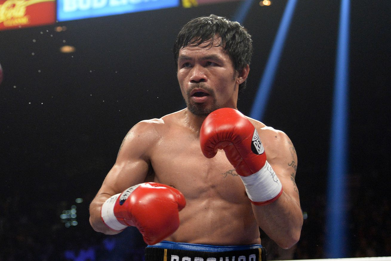 usa today 12036705.0 - Roundup (May 22, 2019): Pacquiao-Thurman, Callum Smith, more