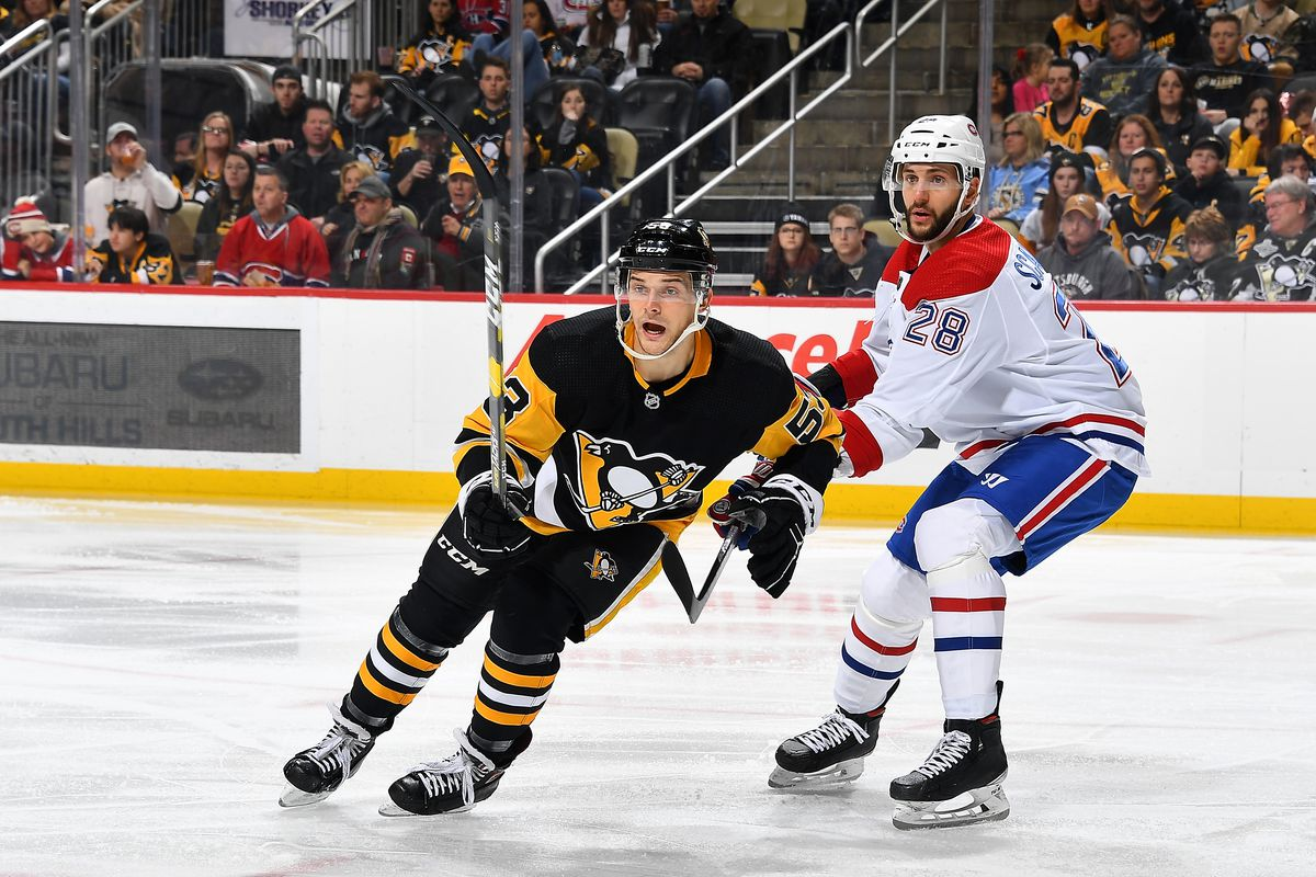 Montreal Canadiens v Pittsburgh Penguins