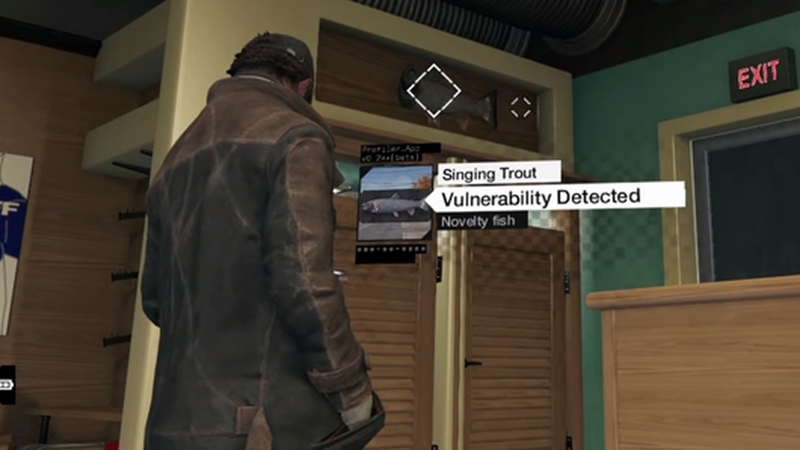 Watch Dogs  Menu Screen Song
