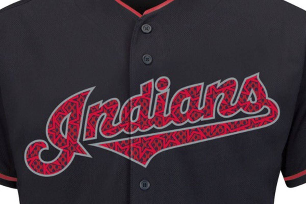 136f8f25c9a Cleveland Indians reveal their 2016 special event jerseys and caps ...