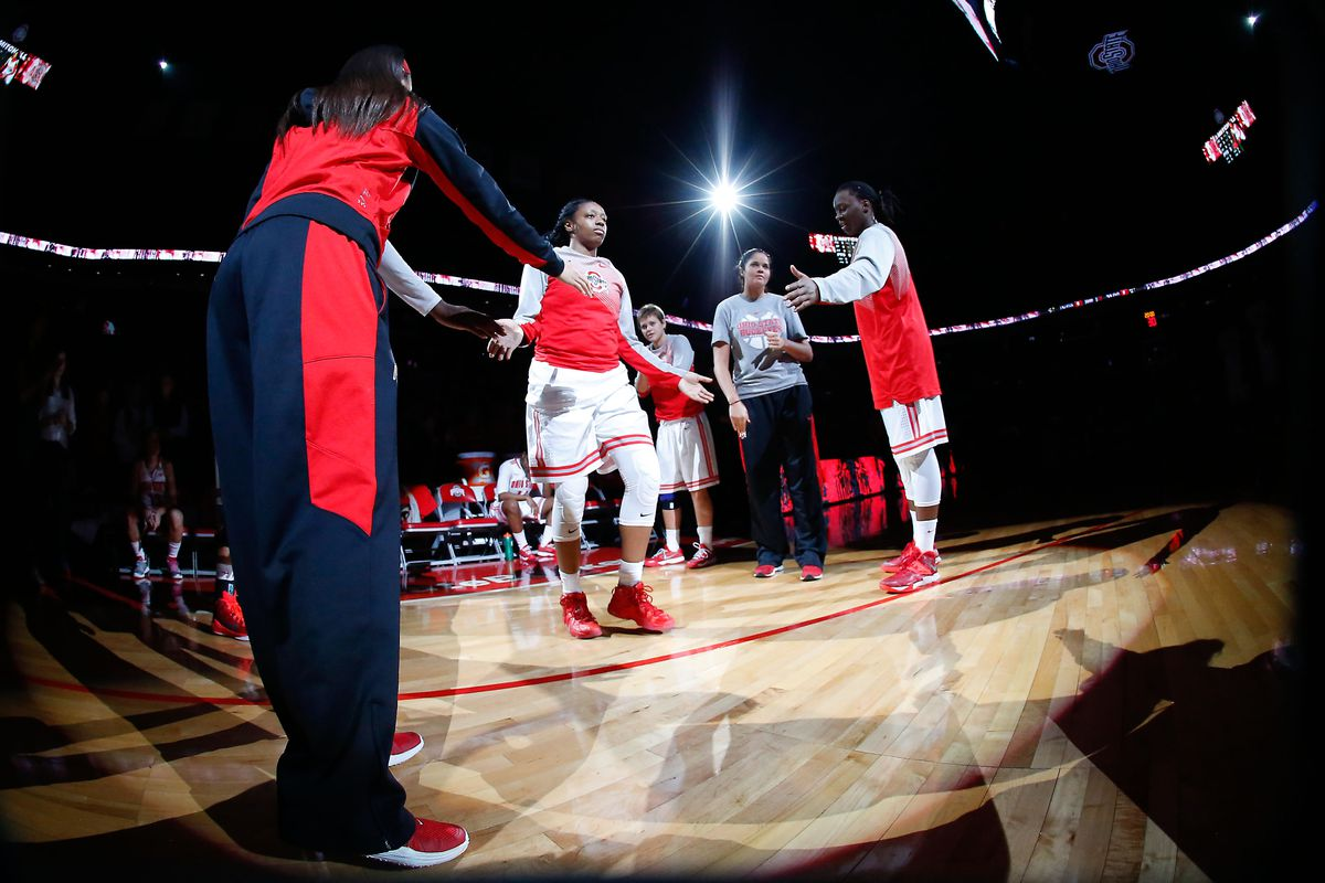 Kelsey Mitchell and Ohio State look to make a deep run in the NCAA tournament.