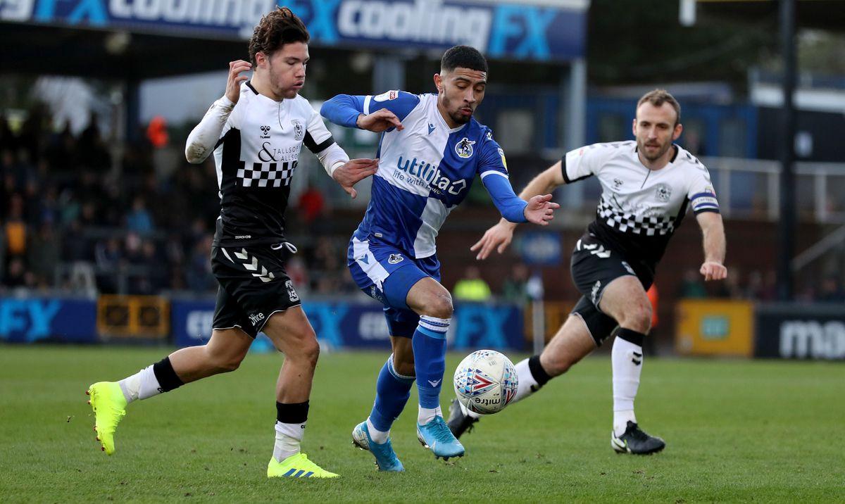 Bristol Rovers v Coventry City - Sky Bet League One - Memorial Stadium