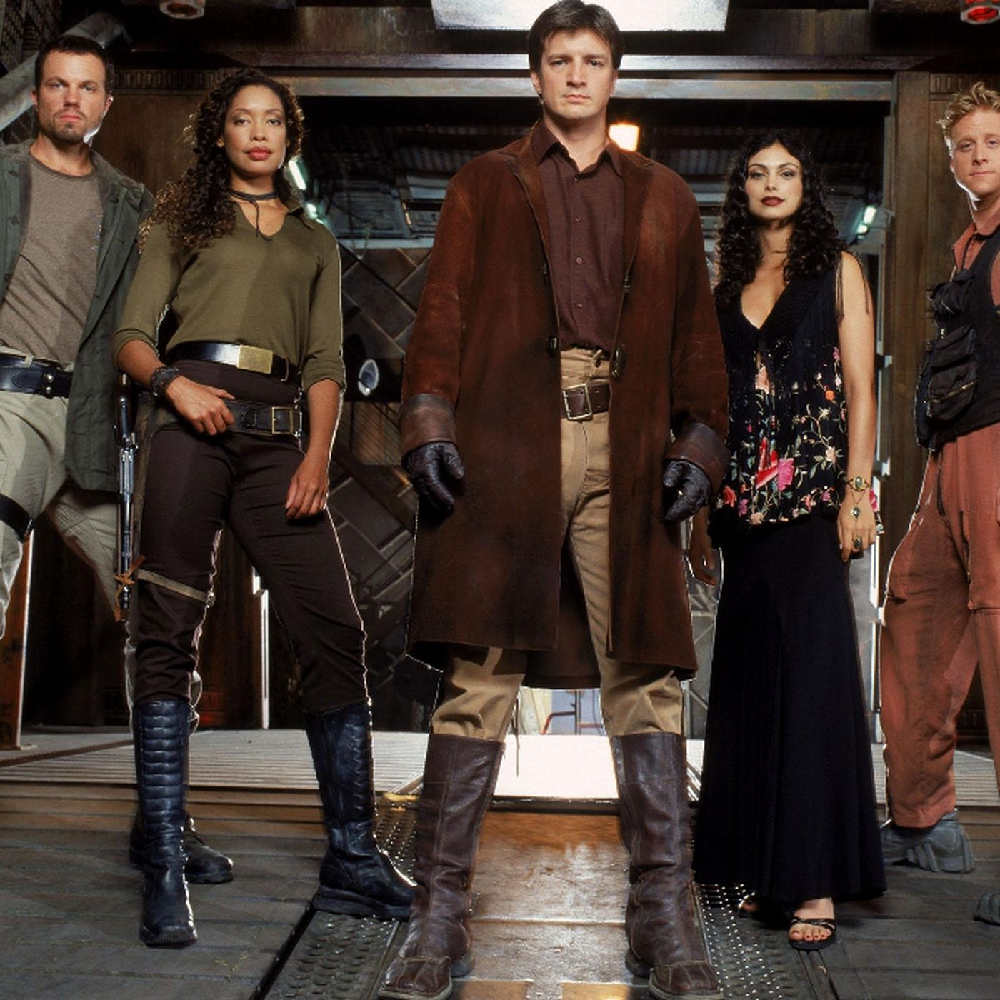 100 Photos of Firefly Season 1 Episode 14