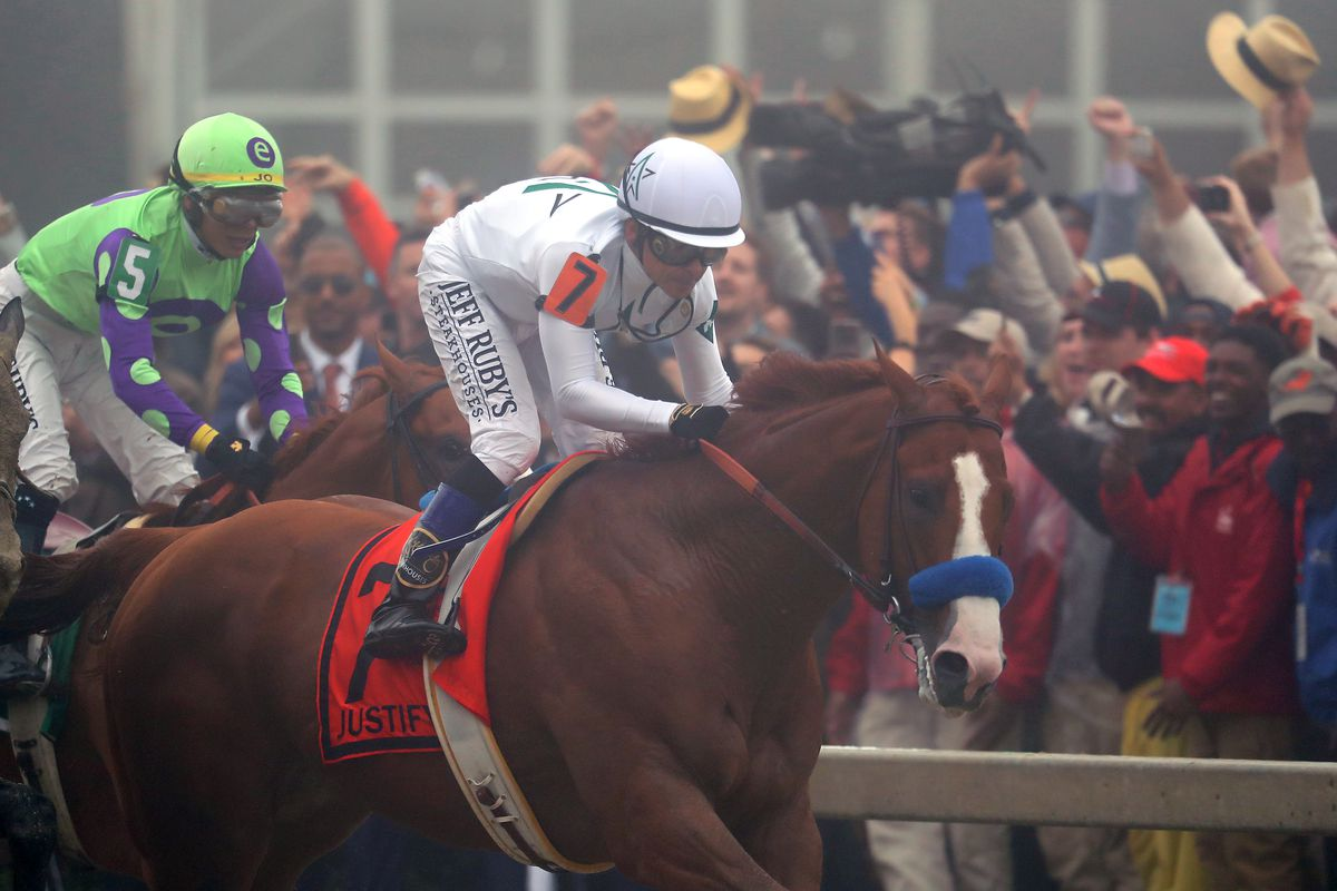 744a3e0eba8 Preakness 2018 live results: Justify wins, highlights and winners ...