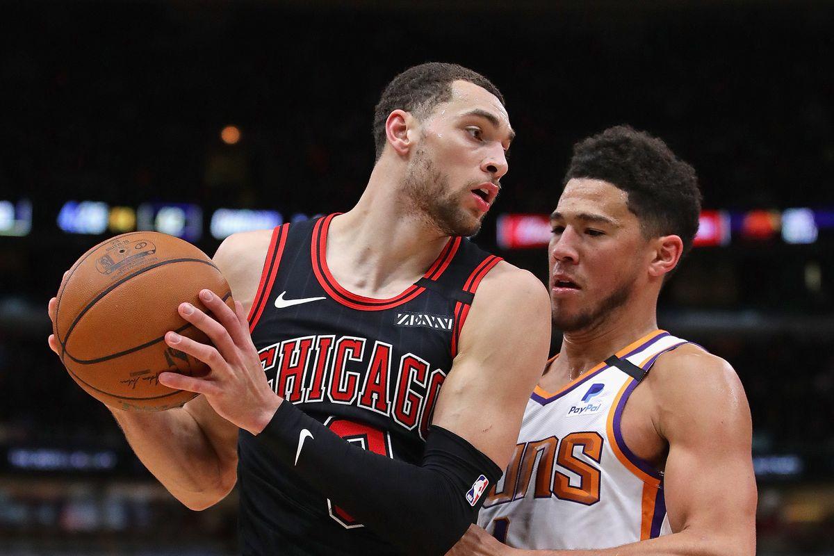 Phoenix Suns v Chicago Bulls