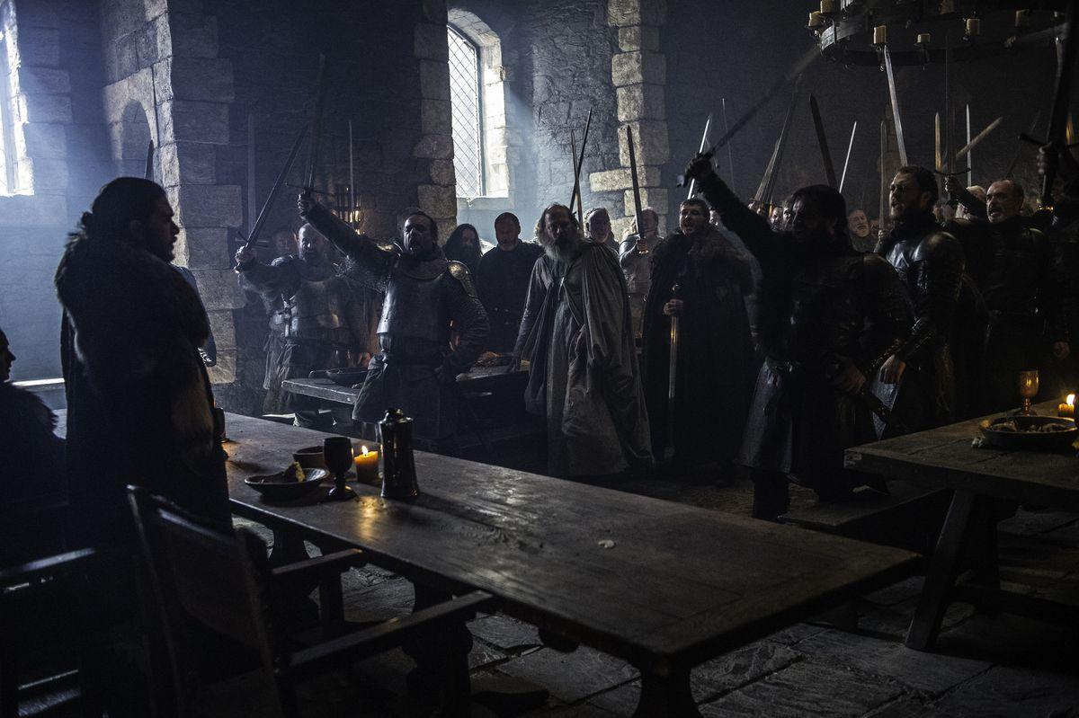 Game of Thrones season 6, episode 10