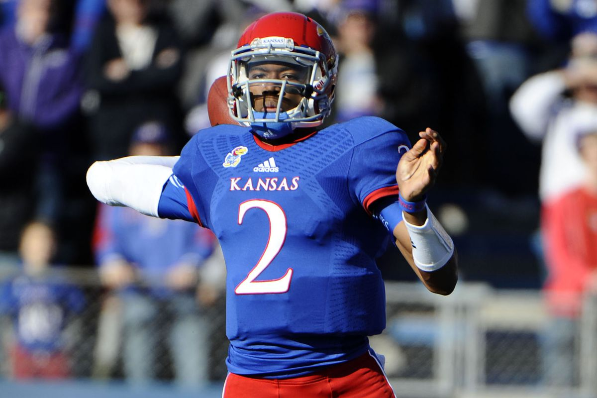 Montell Cozart is the X-Factor for the Jayhawks offense this season.