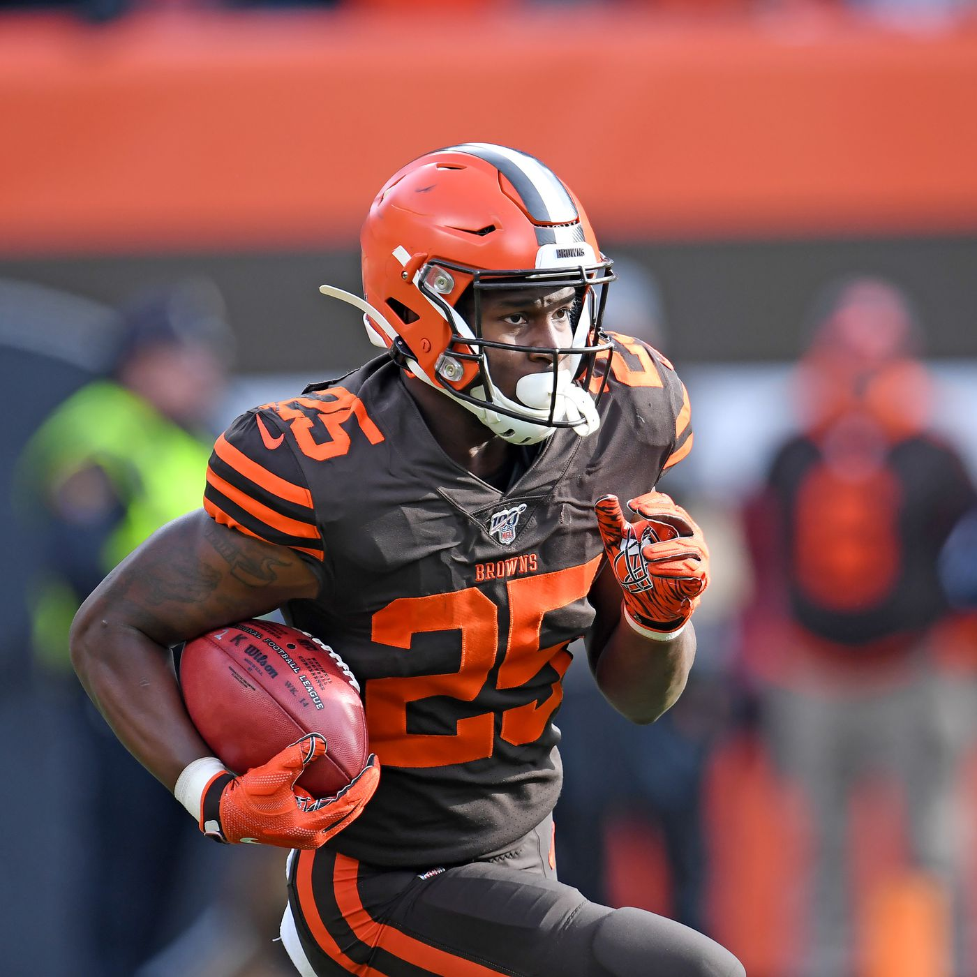 Two Browns Players Already Land On Reserve Covid 19 List Dawgs By Nature