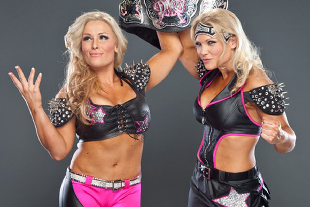 Image result for WWE Beth Phoenix and Natalya