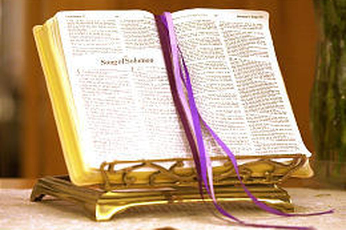 The Bible can be read in 24 hours, cover to cover, author says.