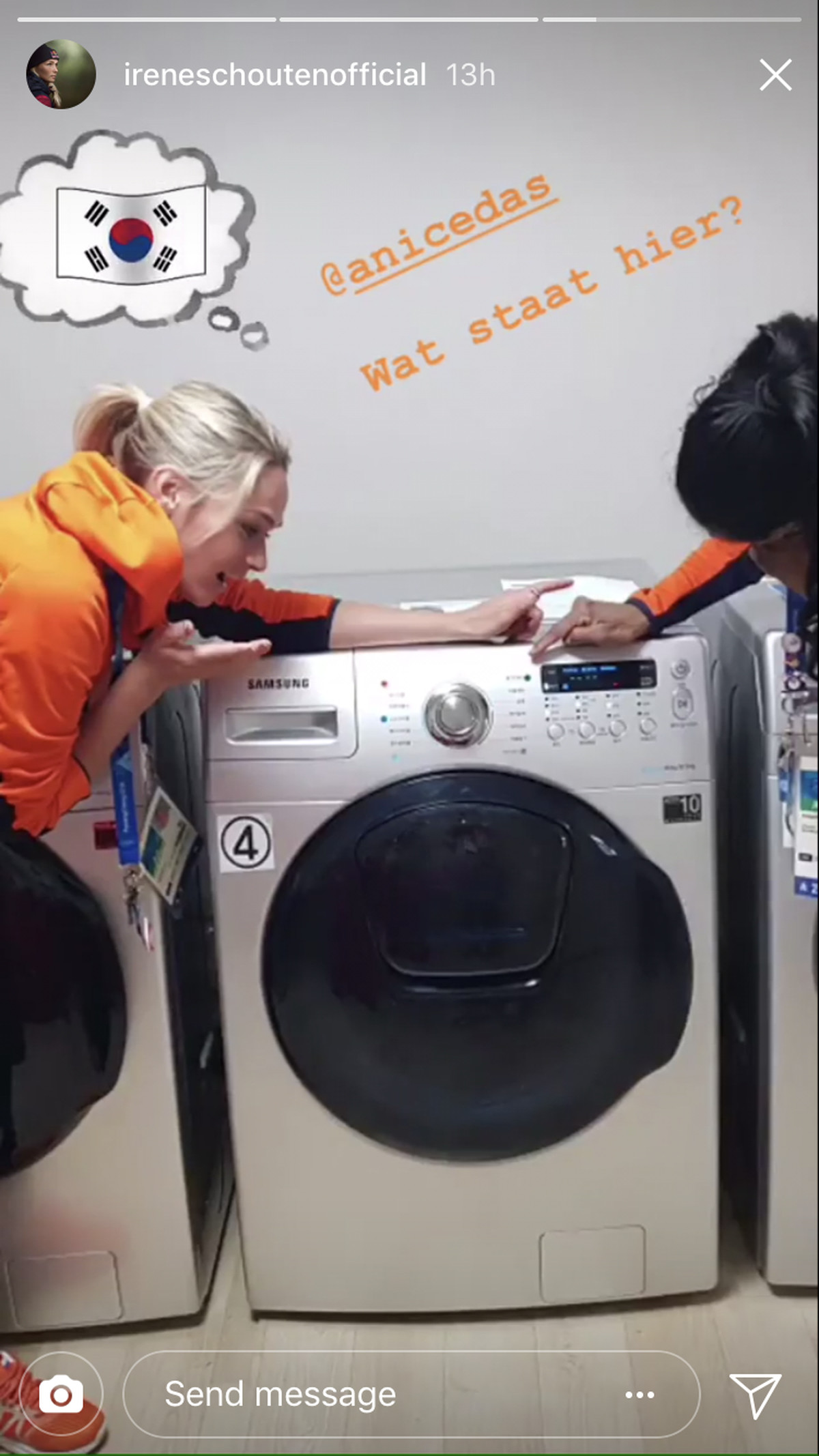 How laundry gets done at the olympics racked for all the glamour of the gold medals and glitzy dresses most attendees will be doing their own laundry and with packed days of training competitions solutioingenieria Image collections