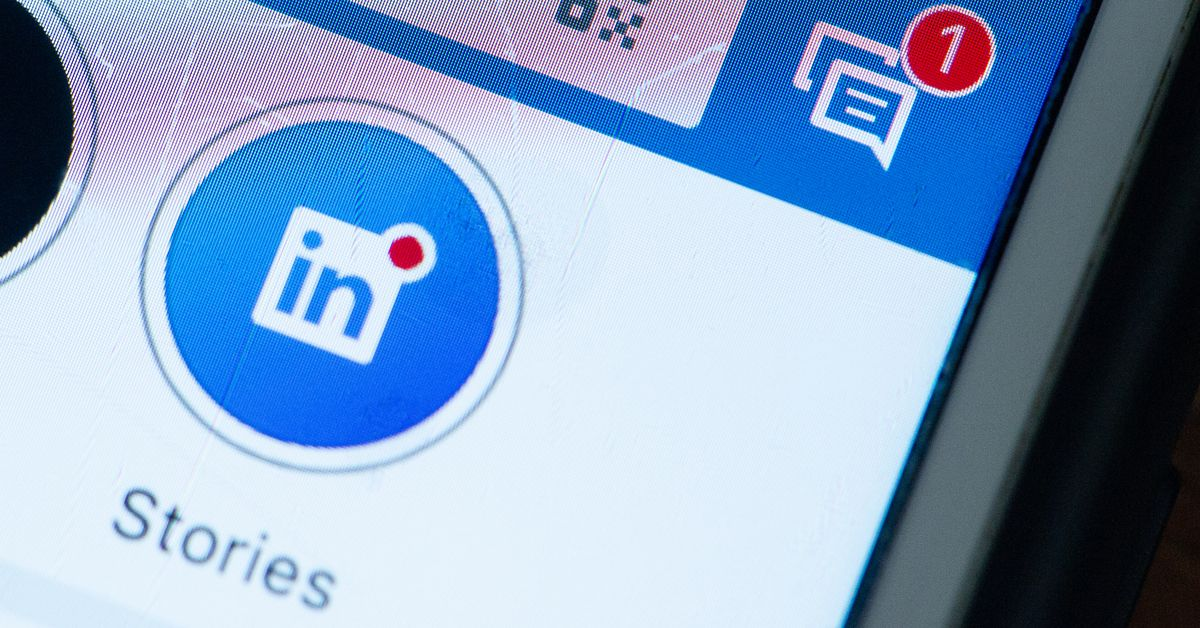 LinkedIn gives up on Stories - The Verge