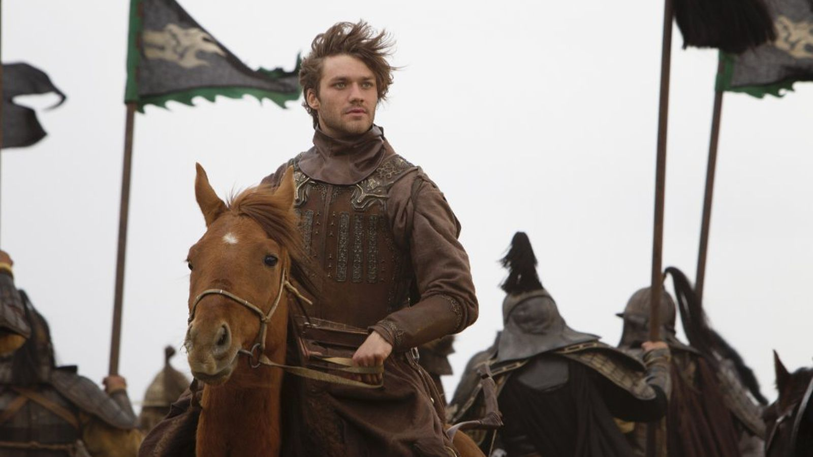 Marco Polo is Netflix's $90 million rip-off of Game of Thrones | The Verge
