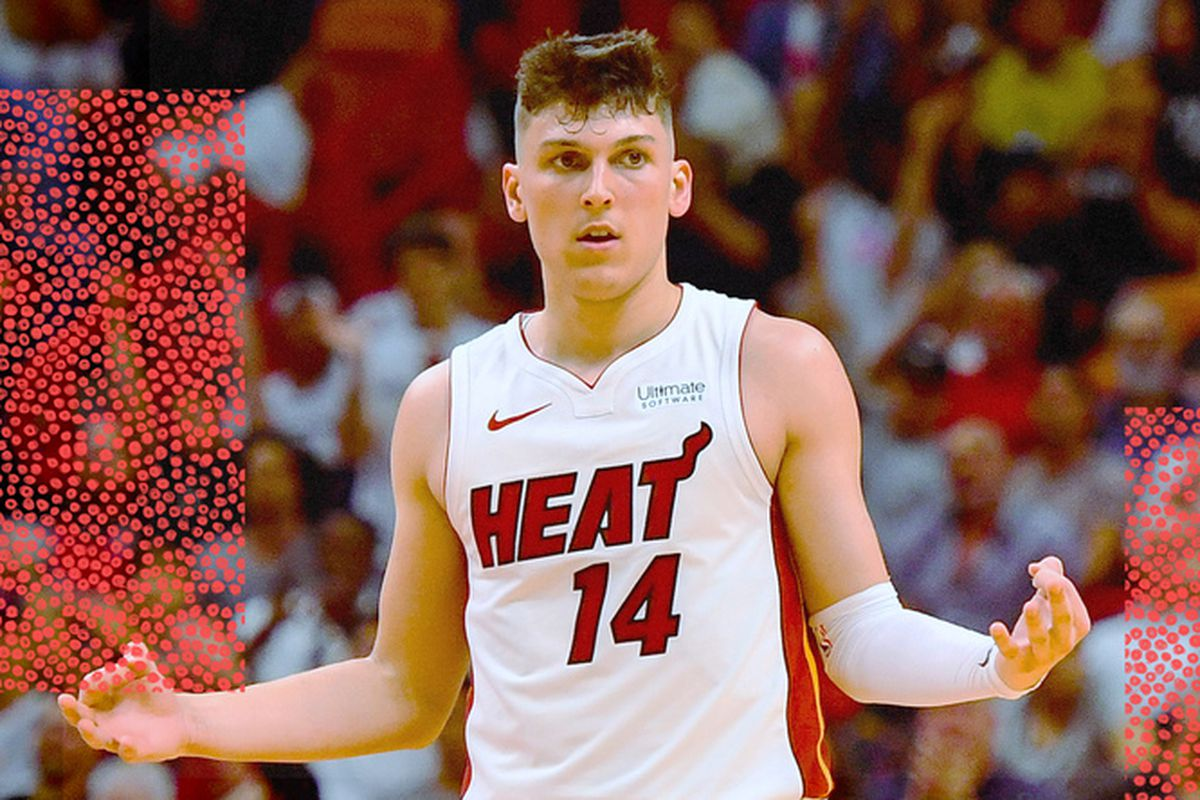 Tyler Herro Looks Like A Home Run Draft Pick For The Miami Heat Sbnation Com